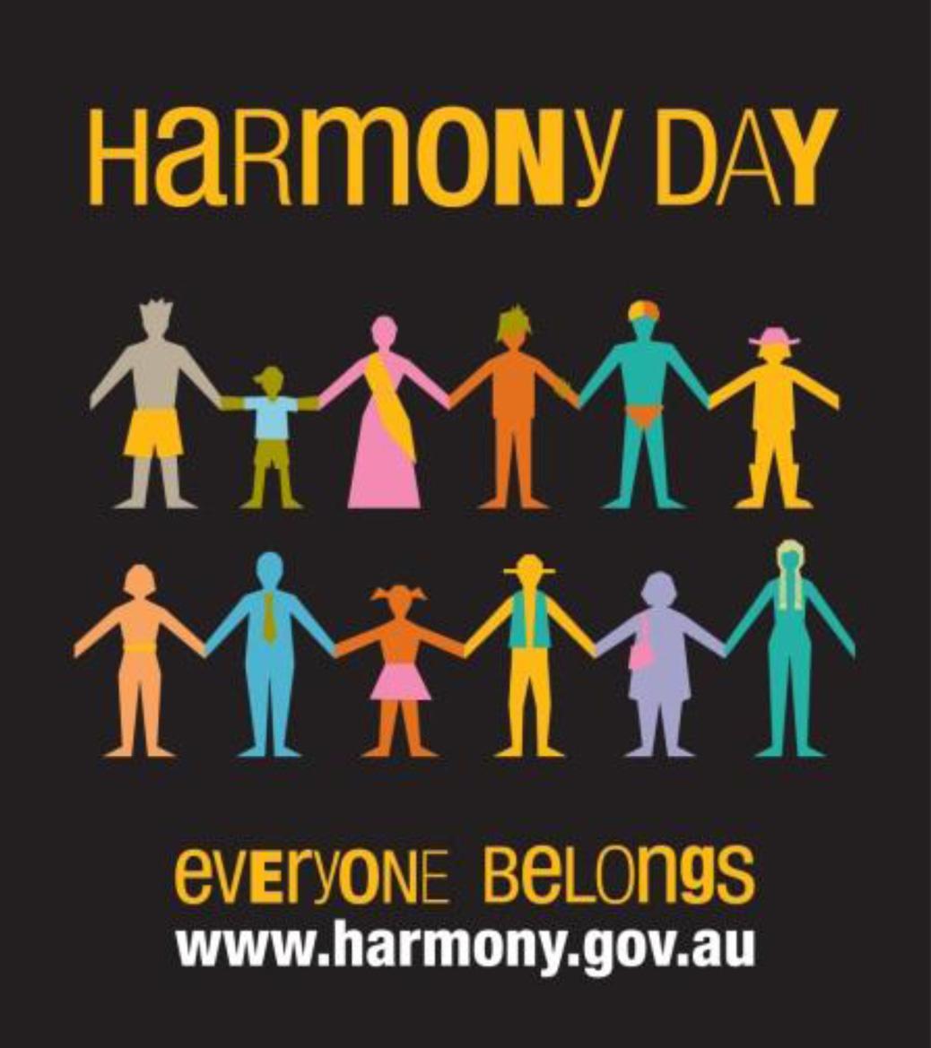 National Harmony Day