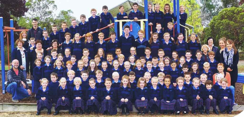 Whole School Photo 2016